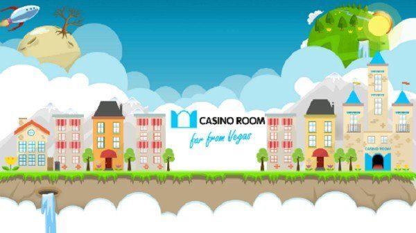 100% insättningsbonus hos Casino Room