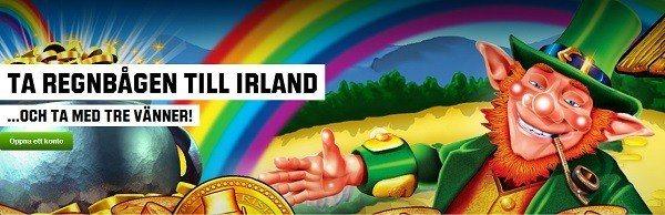 Vinn en resa till Irland med Unibet