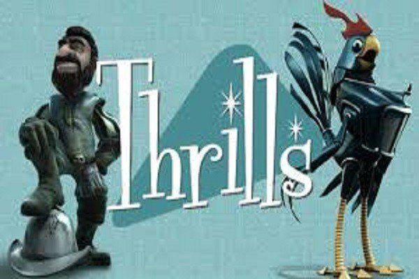 10 free spins på Thrills