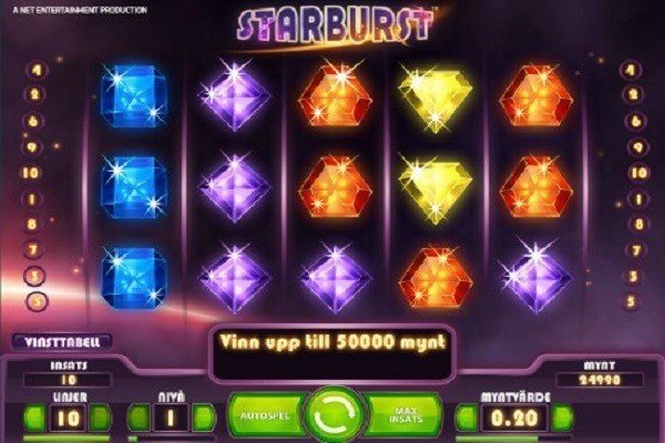 Casino Room dubblar din första insättning