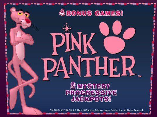Rosa Pantern 100 SEK:-  att spela för