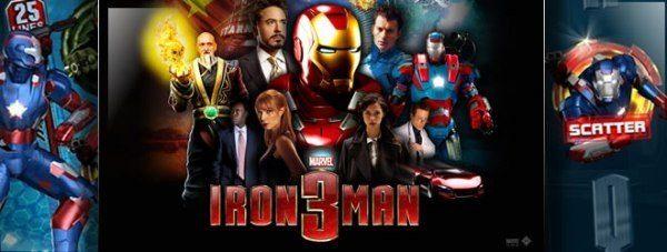 Iron Man 3 100 SEK:-  att spela för