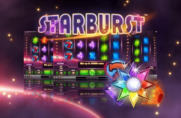 20 free spins på Starburst