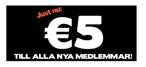 ahaCasino´s släpper Dunderhit och ger dig €5