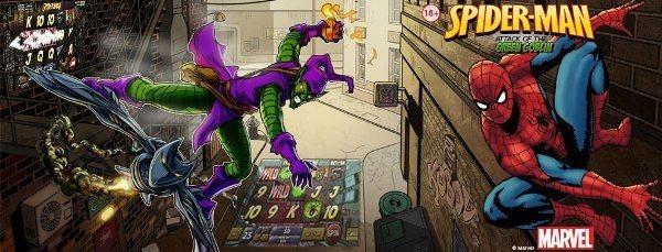 Äntligen! Spider-Man: Attack of the Green Goblin