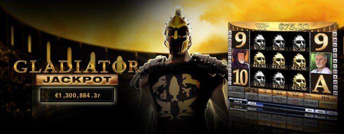 Känn dig som en Gladiator! Vi ger dig 100:- SEK att spela för!