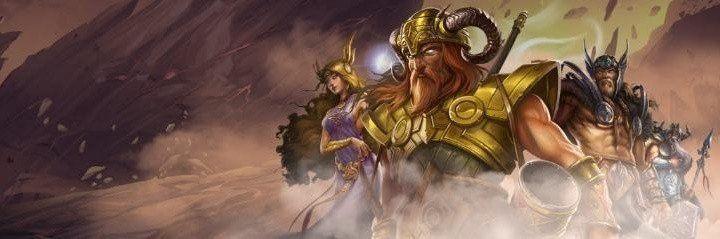Nya vikingaspelet för casino bjuder upp till storslagen kamp!