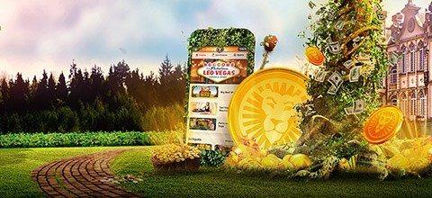 Sagolika casinospel och en miljon kronor!