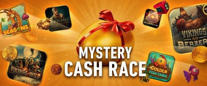 500 000 kr i 2500 ägg har gömts hos våra casinon!