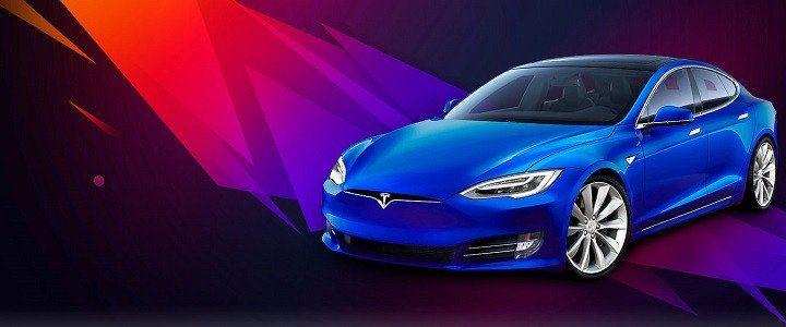 Bästa priset någonsin på nätcasino - Tesla Model S