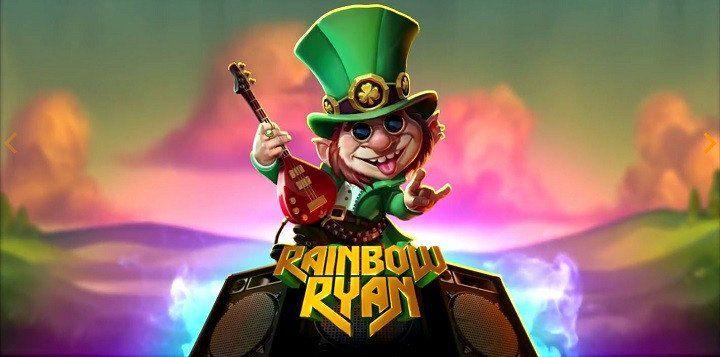 Spela casino med Rainbow Ryan och vinn del av stor prispott!