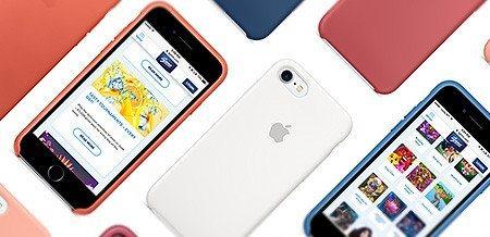 Free spins i mobilen och en ny iPhone 7 varje dag hela juli