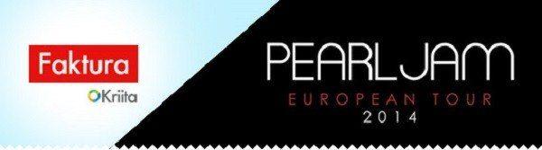 Vinn biljetter till Pearl Jam med Casino Room