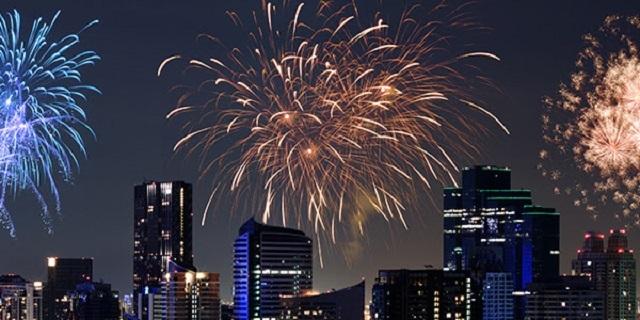 Nätcasino lottar ut nyårsfirande i New York