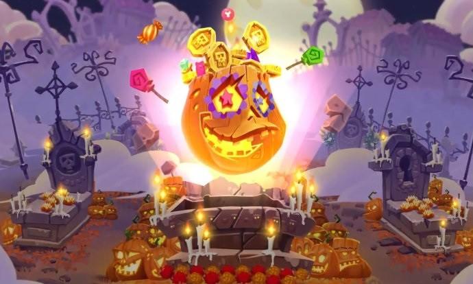 Pumpkin Smash sprängfullt med extravinster i svenskt casino