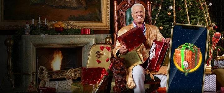 Sveriges mäktigaste casino i mobilen bjuder på julkampanjer och casinobonus!