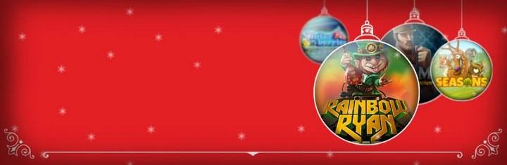 Rolig julkalender hos mobilcasino & en casinobonus rakt i mobilen!