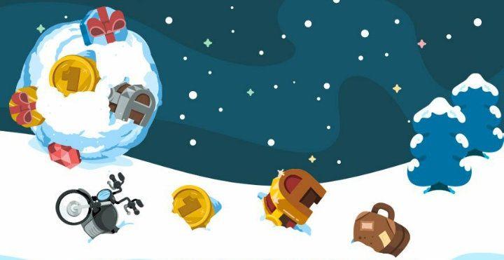 Fortfarande fullt av snöbollar & casinobonusar i mobilen hos Casumo!