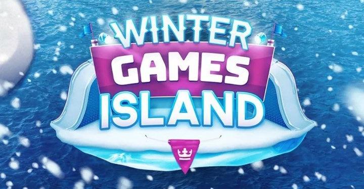 Spännande vinteräventyr & casinobonusar väntar på snötäckt ö!