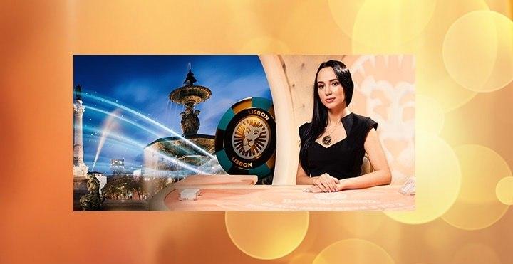 Spela roulette och andra bordsspel i Live Casino för chansen till en casinoresa!