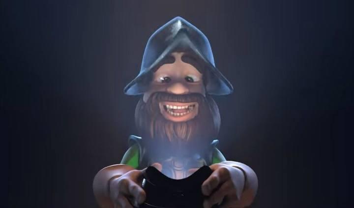 Gonzo i VR till sommaren men två nya spel med liknande mekanik innan dess