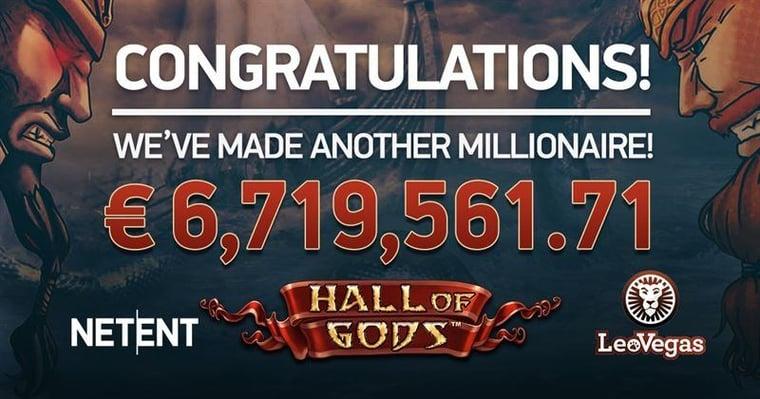 Spelare slog rekord i största jackpotten någonsin från en mobiltelefon