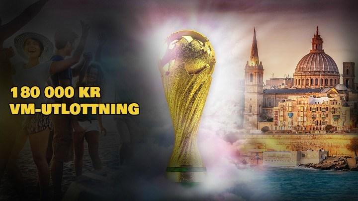 Snurra på slots och se VM-finalen från soliga Malta med svenskt casino