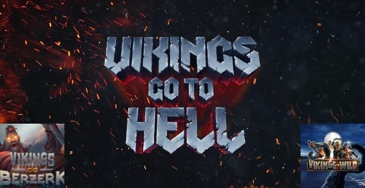 Slåss mot demoner i ny vikingaslot och tävla om 300.000 kronor hos casino i mobilen