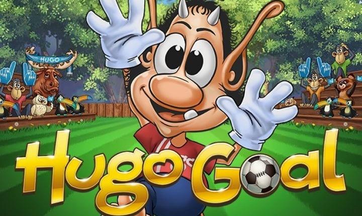 Spela om stora vinster i Hugos nya slot och omsättningslotteri på nätcasino