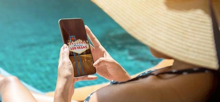 Tävla om 3 miljoner i sommar hos ett av Sveriges bästa mobilcasinon