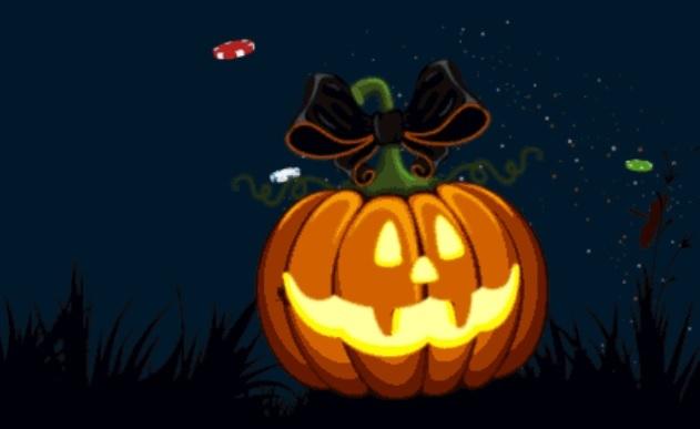 Fira Halloween hela oktober hos splitternytt casino