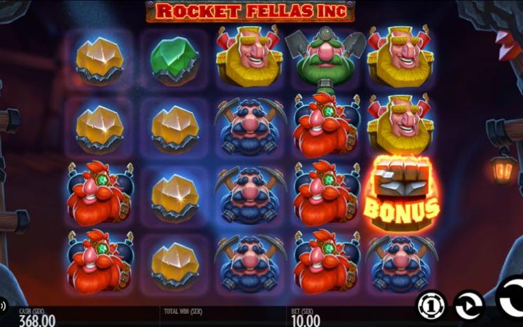 Thunderkick lanserar en ny explosiv spelautomat i december