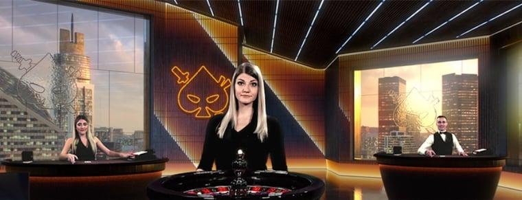 Ninja Casino och NetEnt lanserar exklusivt live casino