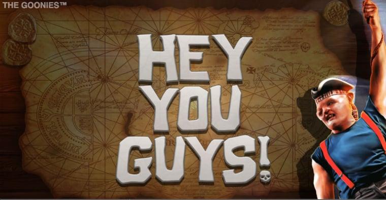 The Goonies & Vikings Unleashed Megaways™ - Blueprint Gaming