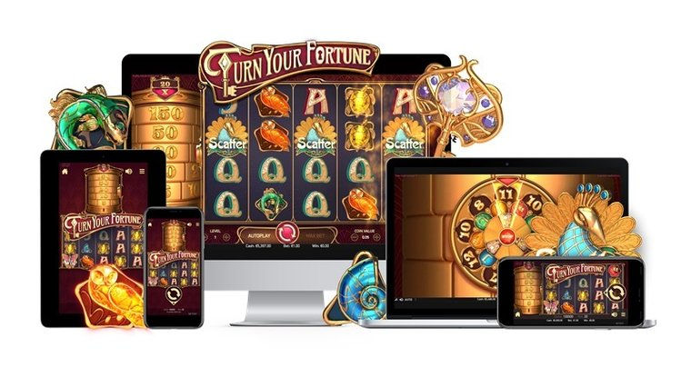 Turn Your Fortune: nyaste spelet i NetEnts MAX-serie