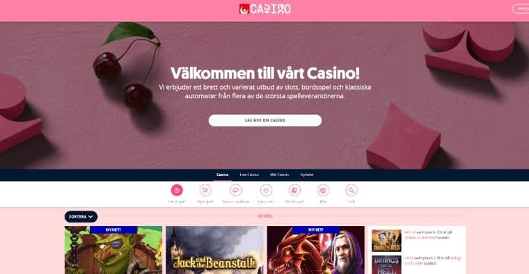 Första intrycket: Här är Svenska Spels nyöppnade online casino