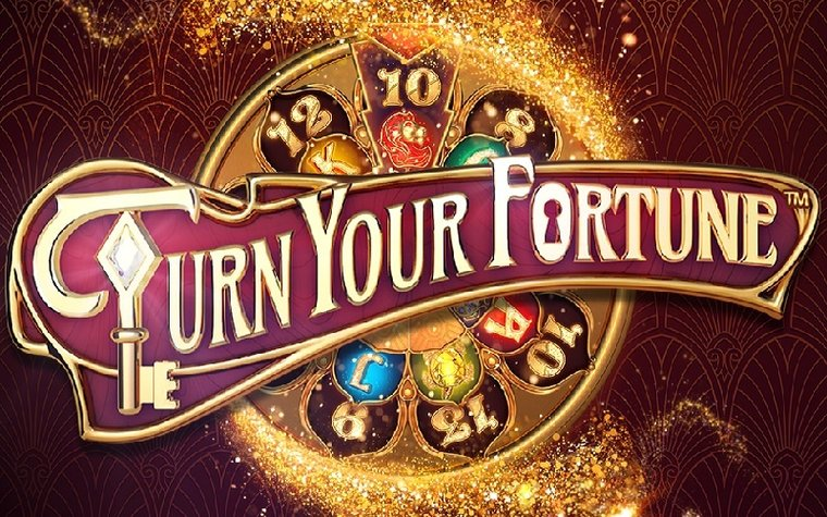 Turn Your Fortune: Netents nya spelautomat för storspelare