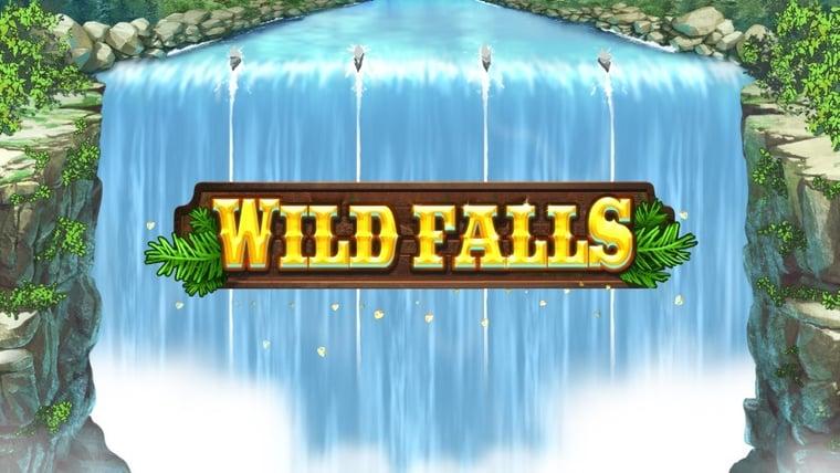 Wild Falls: senaste spelsläppet från Play'n GO