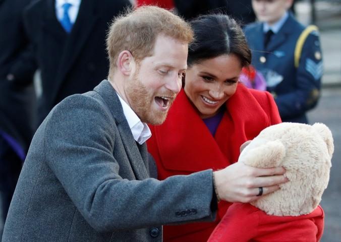 Brittiska kungliga bebisen: odds på namn och födelsedag