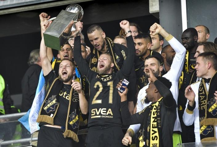 Här är favoriterna till att vinna Allsvenskan 2019