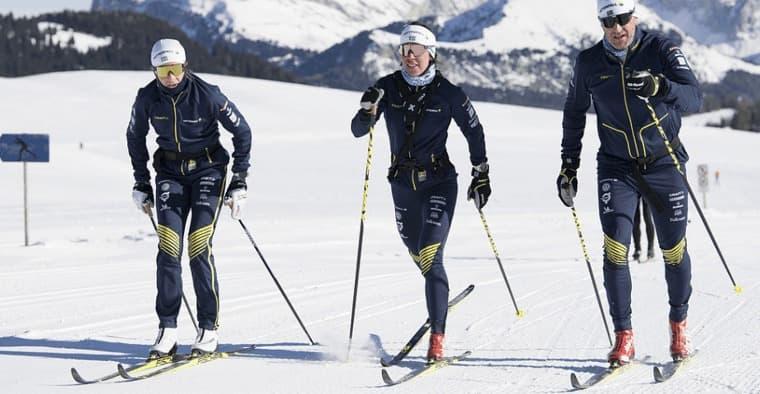 Sista dagarna av Skid VM ger fler medaljchanser för Sverige