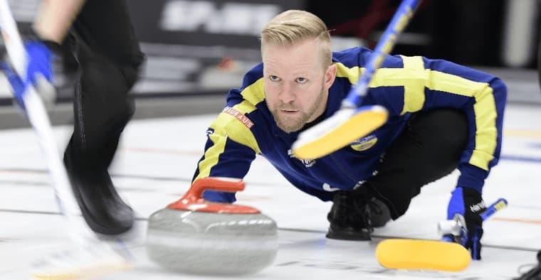 Curling-VM herrar 2019: Team Edin jagar nytt guld i Kanada