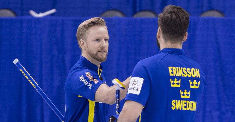 Guld igen när Lag Edin möter Kanada i Curling VM final inatt?