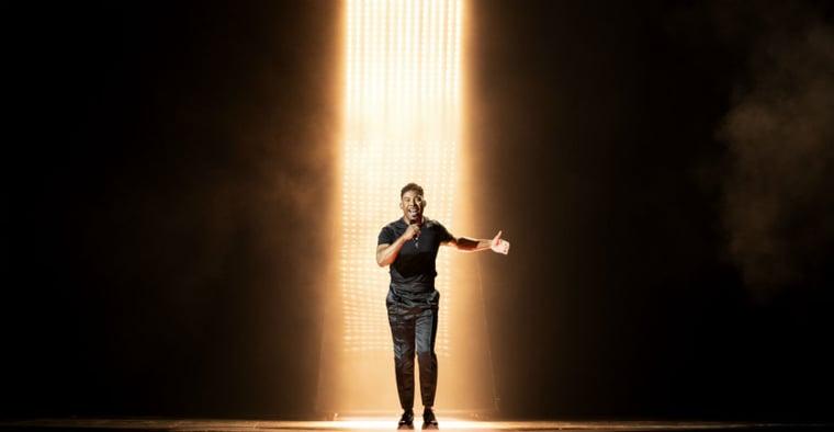 Fel resultat i Eurovision - Lundvik hamnar nu på femteplats
