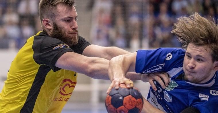 Fjärde finalomgången mellan IK Sävehof och Alingsås HK
