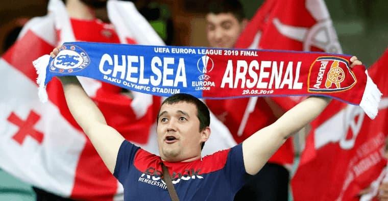 Chelsea och Arsenal möts i spännande Europa League final