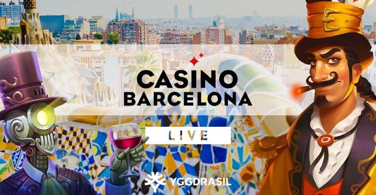Yggdrasil växer på den spanska casinomarknaden