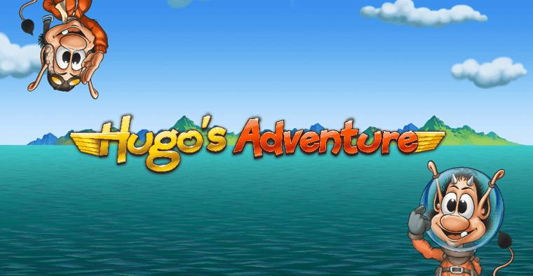 Hugo's Adventure: Nya äventyr i Play'n GOs fjärde Hugo-spel