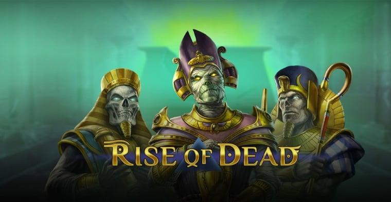 Rise of Dead: Nytt spel från Play'n GO