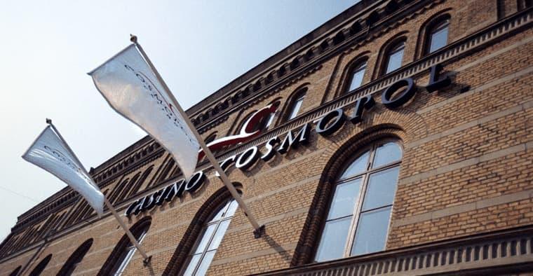 Casino Cosmopol Göteborg bygger om sina lokaler